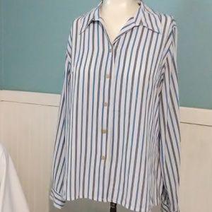 Covington Button Down Shirt. Size LP